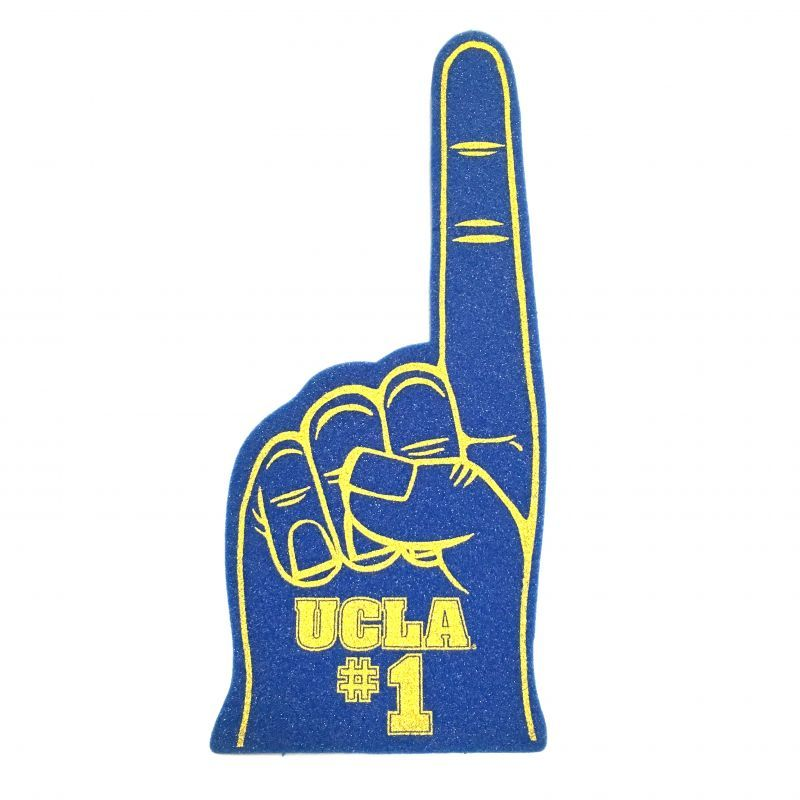 ucla 1 フィンガーサイン california life style project